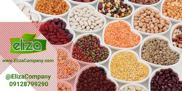 قیمت حبوبات در قزوین