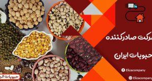 ششرکت صادرکننده حبوبات ایران