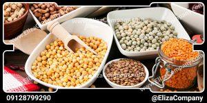 صادرات حبوبات ایرانی