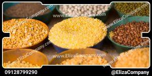 تولید و فروش حبوبات